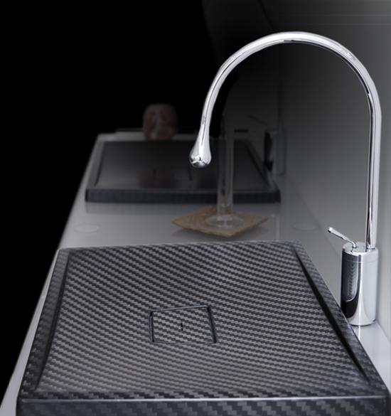 corcel carbon fiber luxury bathtub home