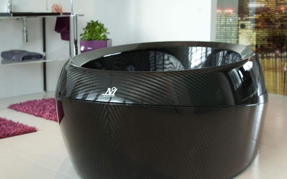 Corcel Carbon Fiber Luxury Bathtub N 176 1 Limited Edition
