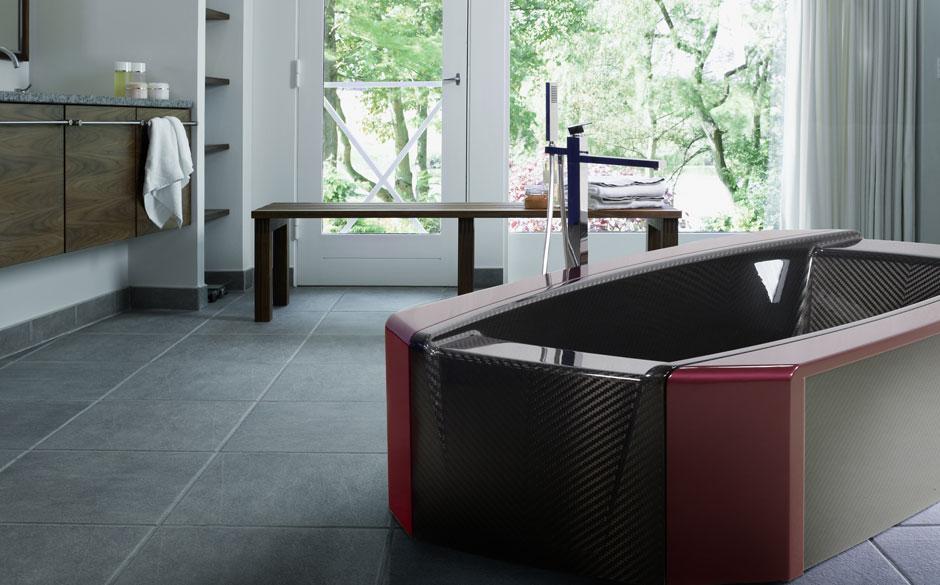 Corcel Carbon Luxus Badewanne Virgo